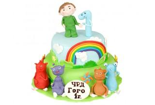 Бутикова торта Baby TV