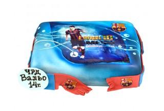 Бутикова торта Лео Меси