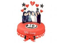 Бутикова торта One Direction