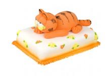 Бутикова торта Гарфилд