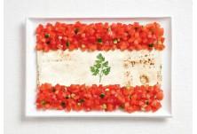 Ливан: домати, магданоз и пита