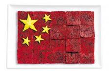 Китай: dragonfruit и starfruit