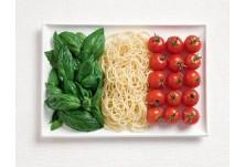 Италия: босилек, паста, домати
