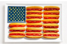 САЩ: хот-дог и горчица
